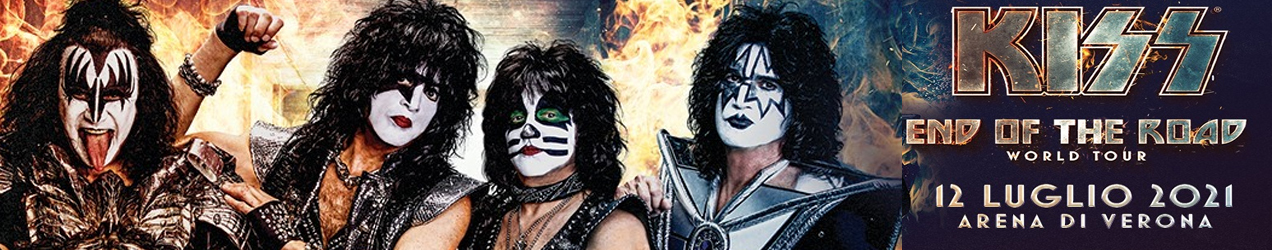 KISS Tour 2021 End of The World