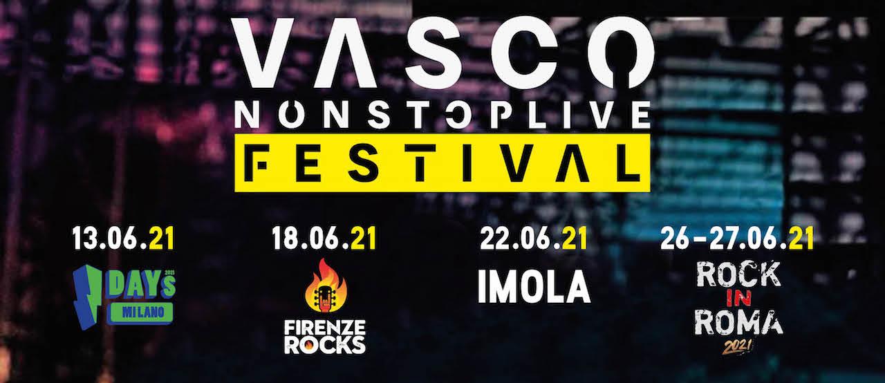 Vasco non stop live tour