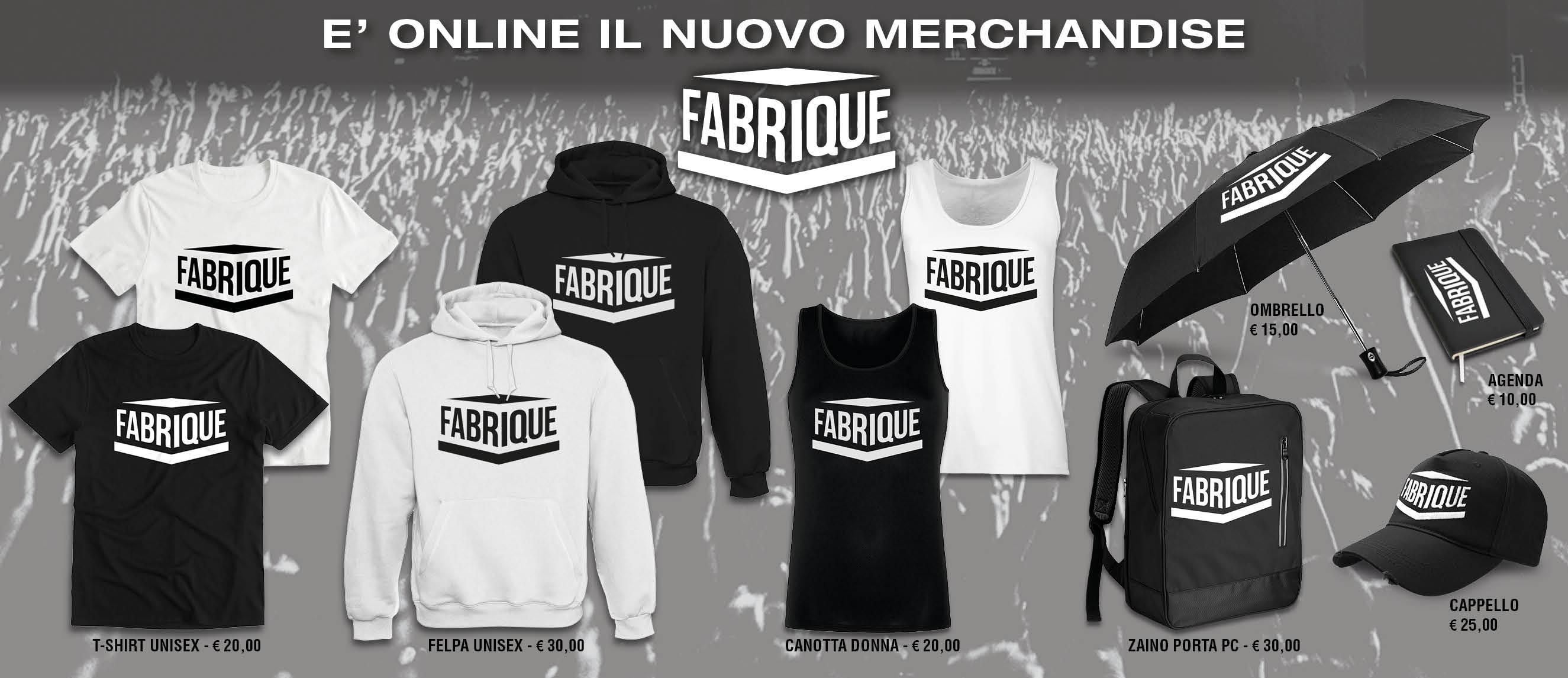 Fabrique, Milano