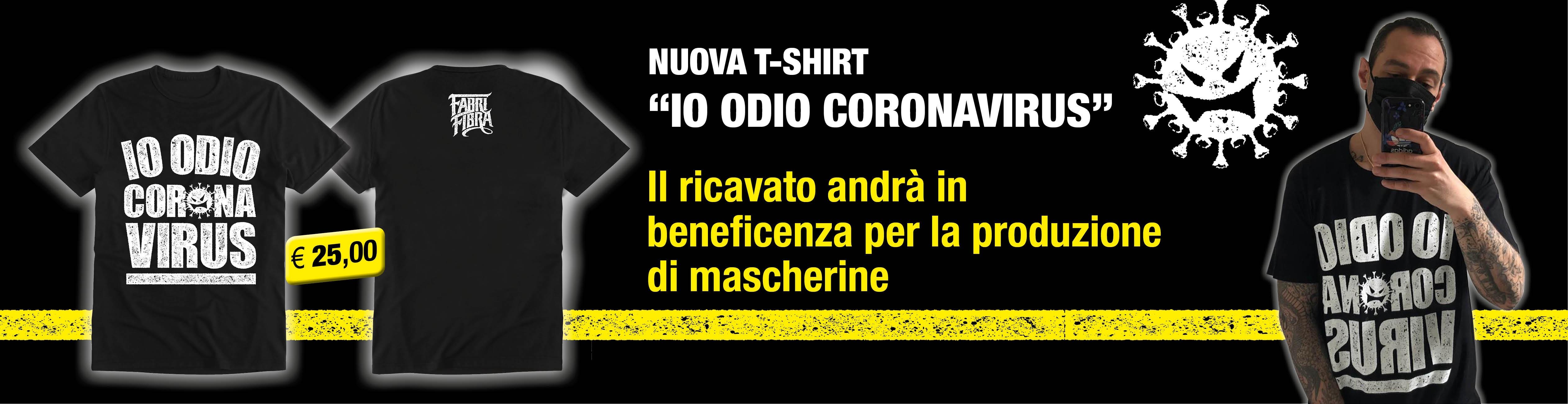 T-shirt Fabri Fibra