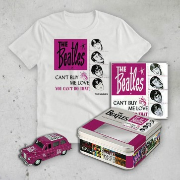 TAXI TIN CAN'T BUY ME LOVE THE BEATLES