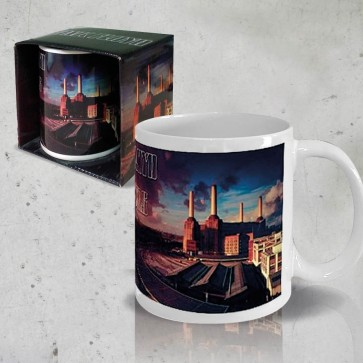 MUG ANIMALS PINK FLOYD