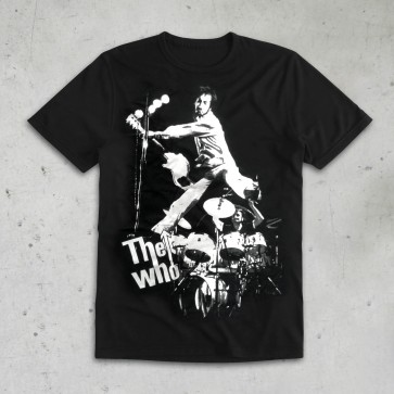 T-SHIRT FLYING HIGH THE WHO