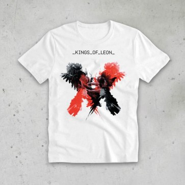T-SHIRT THE NIGHT KINGS OF LEON