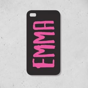 COVER  I PHONE 4 LOGO EMMA