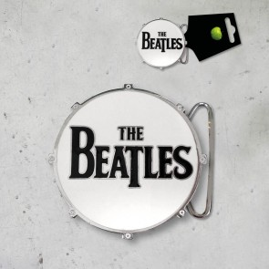 FIBBIA DRUM LOGO THE BEATLES