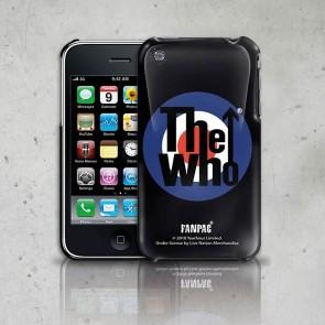COVER I PHONE 3G BULLSEYE  THE WHO