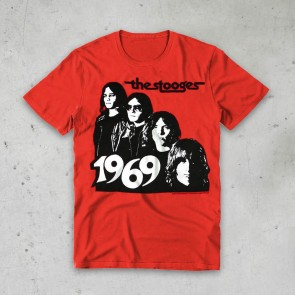 T-SHIRT 1969 IGGY & THE STOOGES