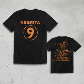 T-SHIRT 9 - NEGRITA