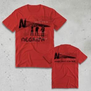 T-SHIRT ALBUM 2018 - NEGRITA