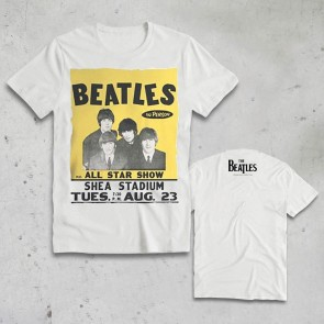 T-SHIRT ALL STAR SHOW THE BEATLES