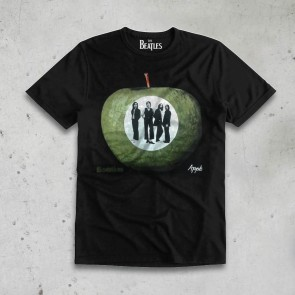T-SHIRT BAND IN APPLE THE BEATLES