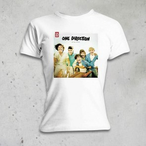 T-SHIRT DONNA UP ALL NIGHT ONE DIRECTION