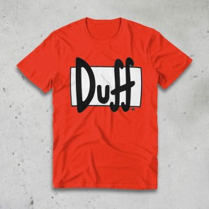 T-SHIRT DUFF BEER THE SIMPSON