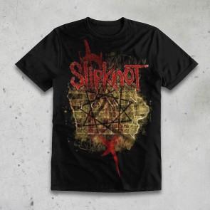 T-SHIRT IOWA MAP SLIPKNOT