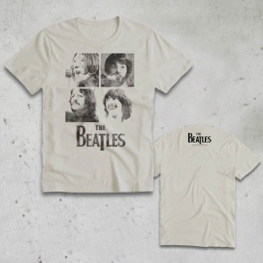 T-SHIRT LET IT BE THE BEATLES