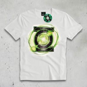 T-SHIRT LOGO GREEN LANTERN