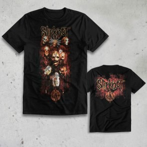 T-SHIRT SCRATCH CLUST SLIPKNOT
