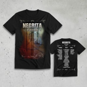 T-SHIRT UNPLUGGED 2013 - NEGRITA